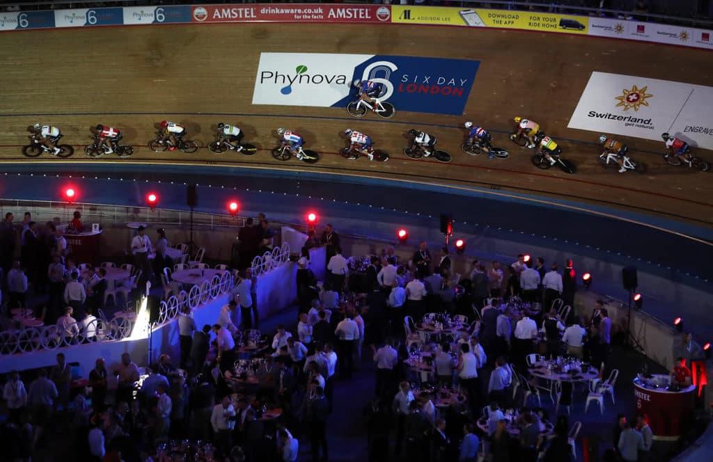 香港單車館:保誠國際單車賽2019 全球各地單車好手將會雲集香港參加室內場地競賽。
