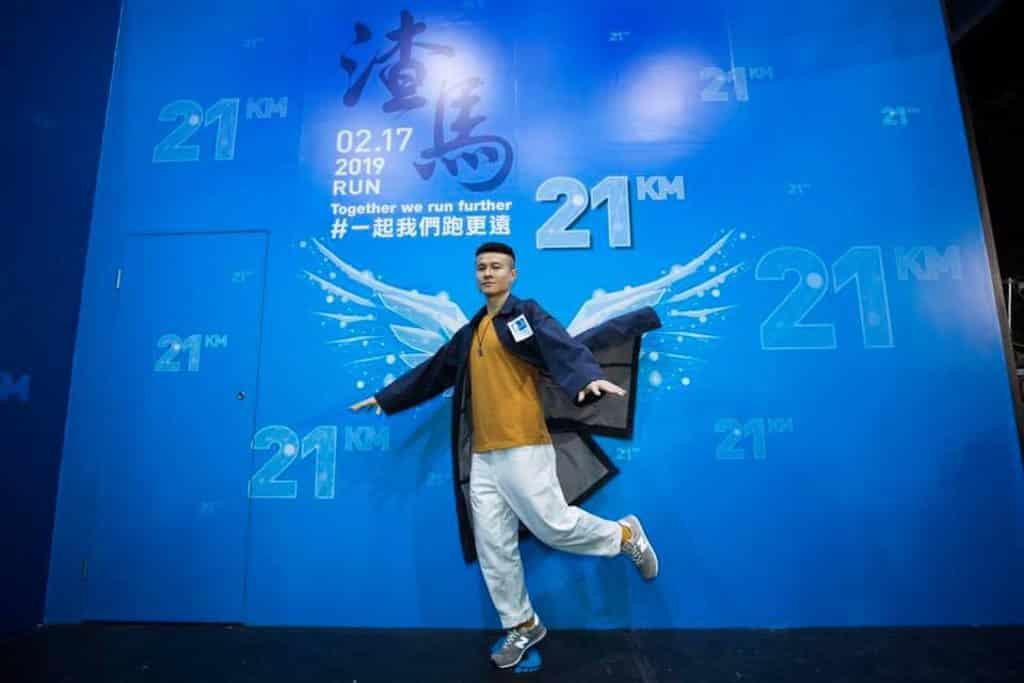 渣打香港馬拉松嘉年華2019 現場特設多個影相區