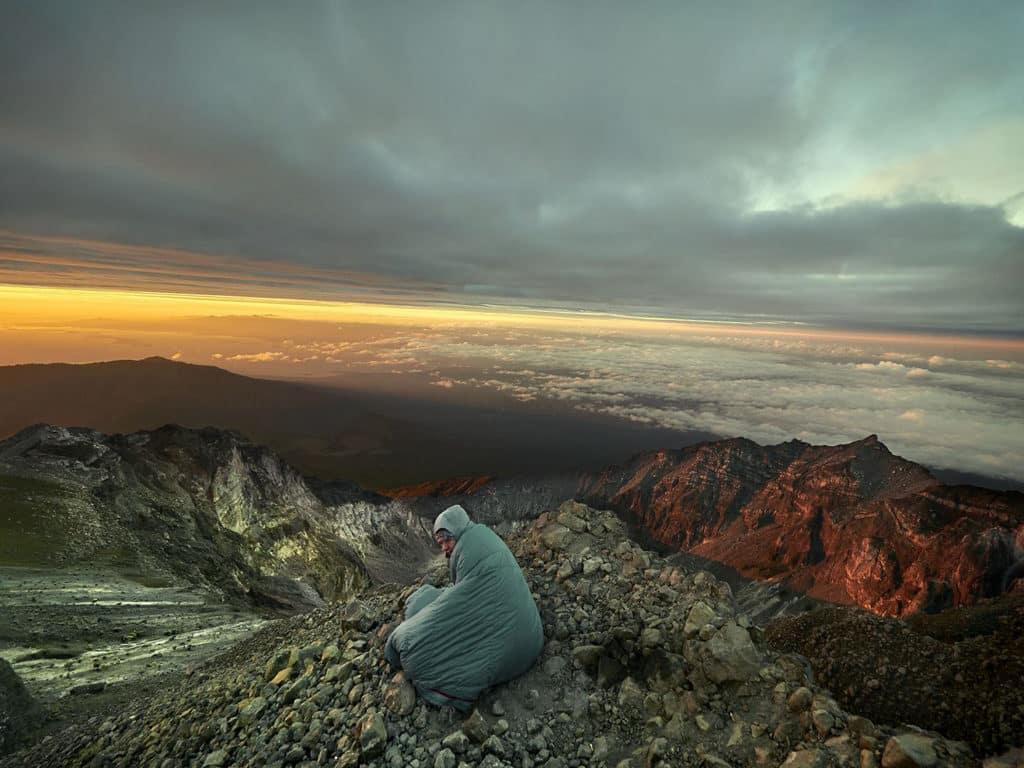 JCCAC:「山中無名英雄 / 龍目島林賈尼火山」Benny Lam攝影展 「龍目島林賈尼火山」相片展覽