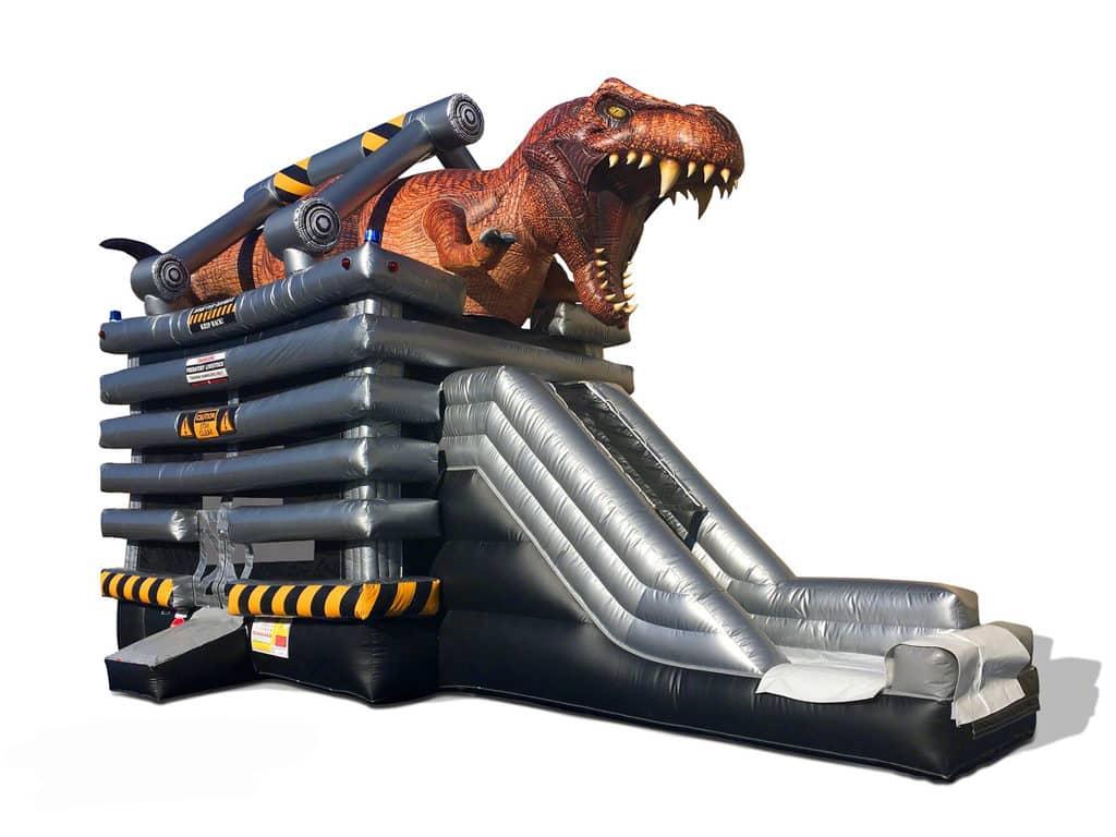 黃金海岸親子尋蛋樂2019 恐龍仔滑梯