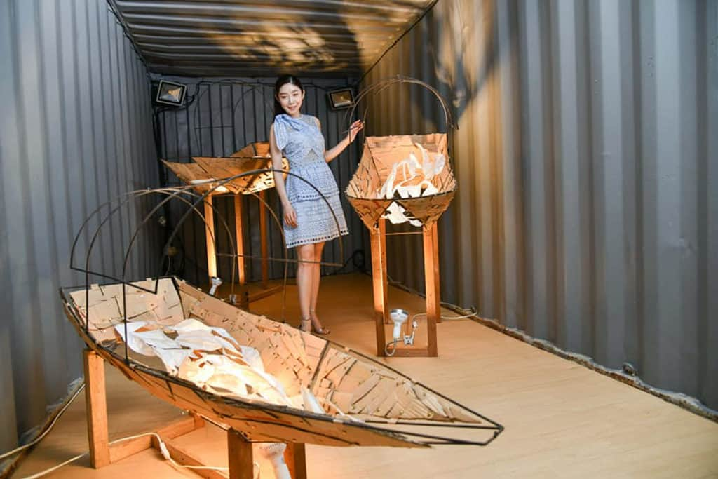 中環碼頭:百寶圖展覽 8