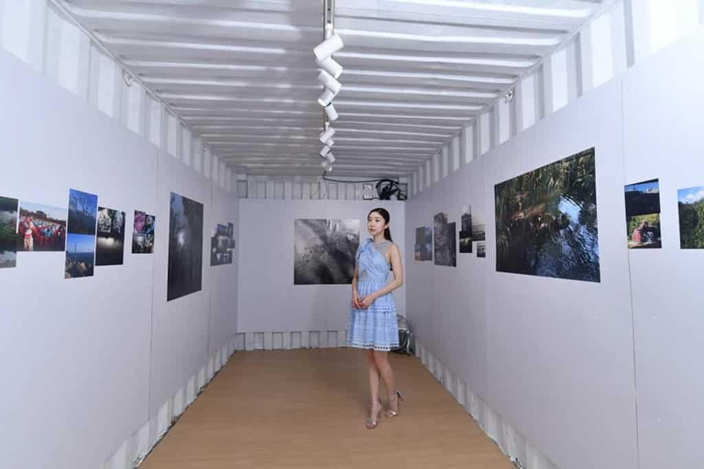 中環碼頭:百寶圖展覽 2