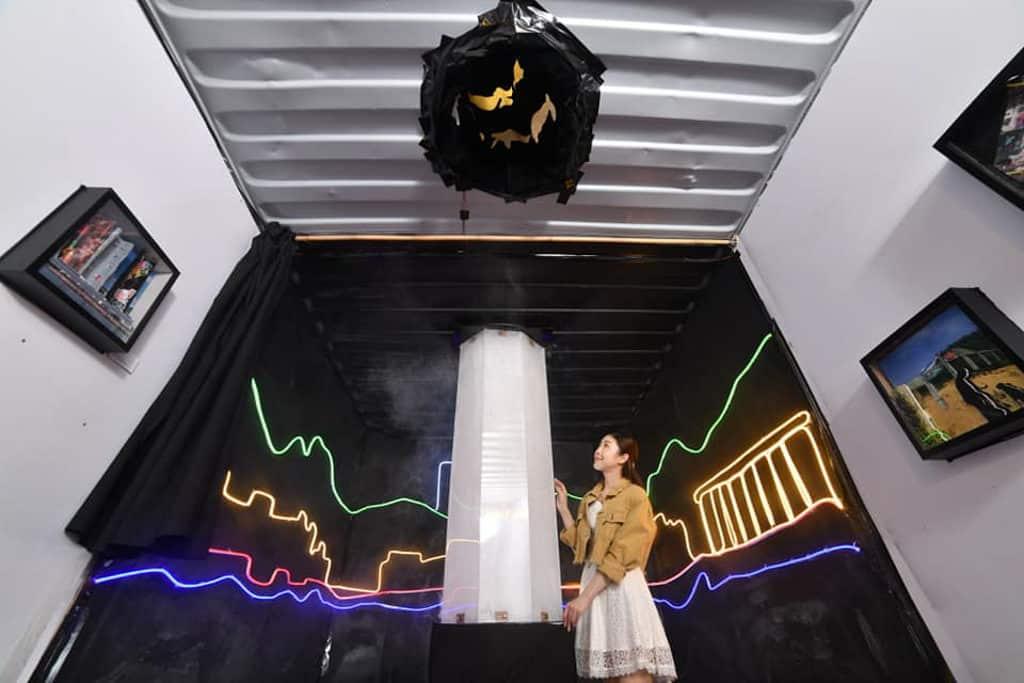 中環碼頭:百寶圖展覽 6