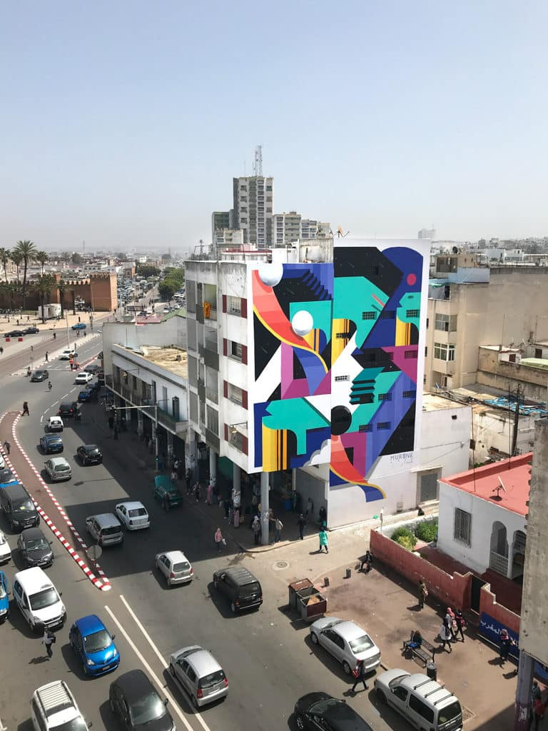 HKwalls 2019街頭藝術節 Muro (Spain)