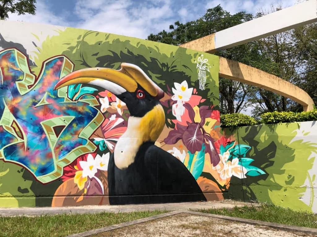 HKwalls 2019街頭藝術節 * Joker (Thailand)