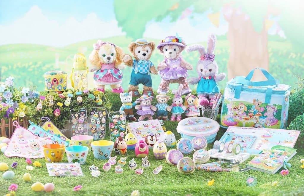 迪士尼樂園:迪士尼巨星嘉年華 香港迪士尼推出超過80款獨家季節限定商品。