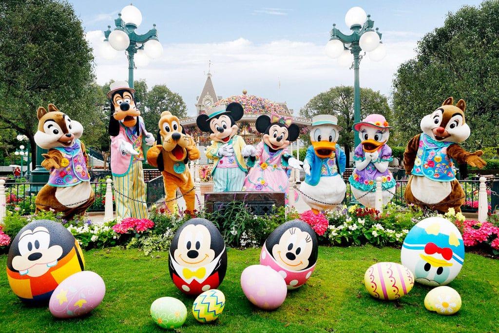 迪士尼樂園:迪士尼巨星嘉年華 「猜猜誰‧尋尋蛋」帶來迪士尼花蛋。