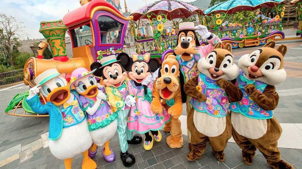 迪士尼樂園:迪士尼巨星嘉年華