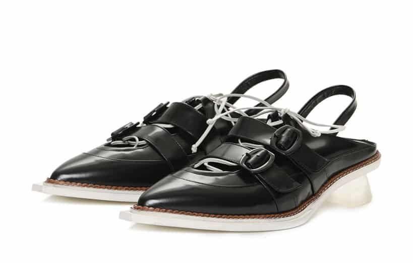 「I.T FW18 年度激安大減價」的特價產品除衣物外,還有鞋履。