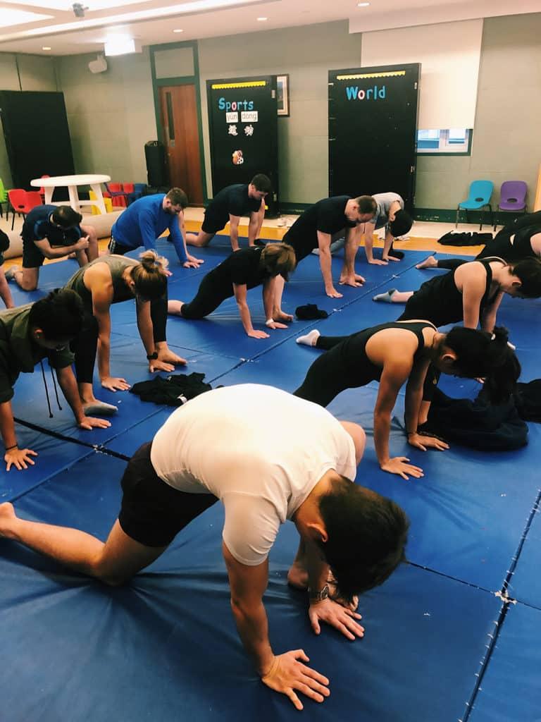 利東街:連串環保藝術體驗 「瑜伽 ‧ 冥想」體驗