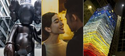 【文青情侶必讀】藝術三月香港拍拖好去處 Art Central•KAWS展覽•巴塞爾藝術展