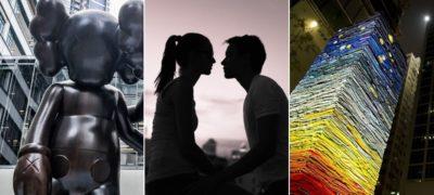 【文青情侶必讀】香港藝術月拍拖好去處 Art Central•KAWS公仔展覽•巴塞爾藝術展