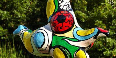 沙田大會堂:妮基‧聖法爾:二十世紀傳奇女藝術家及她的花園奇境