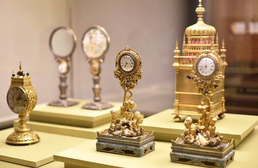 科學館:匠心獨運鐘錶珍寶展 鐘錶珍寶