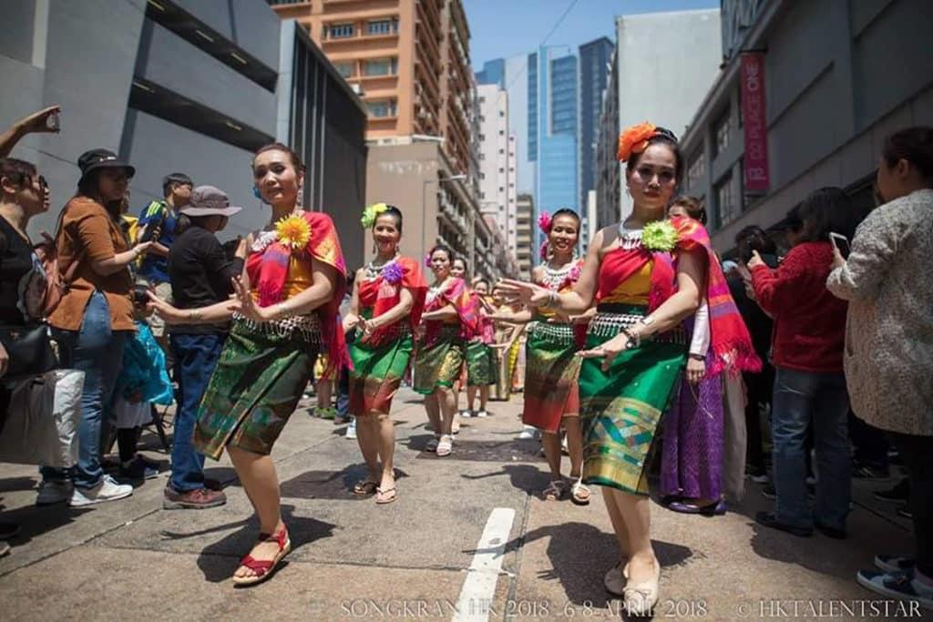 D2 Place:香港潑水節2019 街頭舞蹈表演