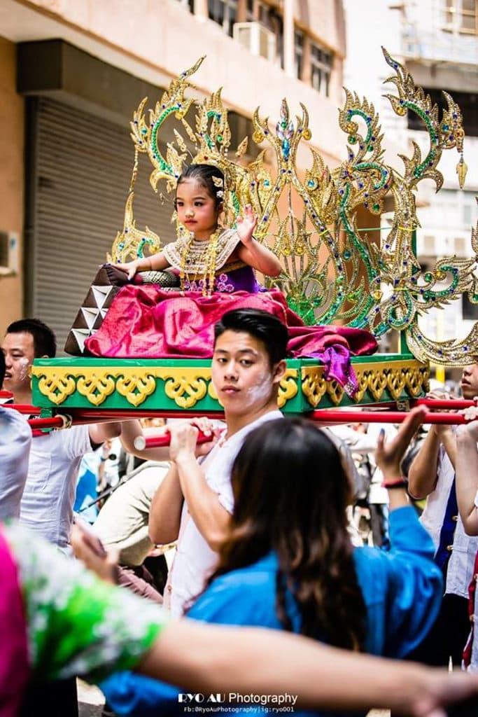 D2 Place:香港潑水節2019 仙女巡遊
