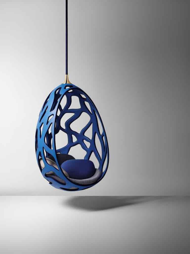 中環大館:Louis Vuitton「Objets Nomades系列傢具展」 Objets Nomades 系列 Cocoon