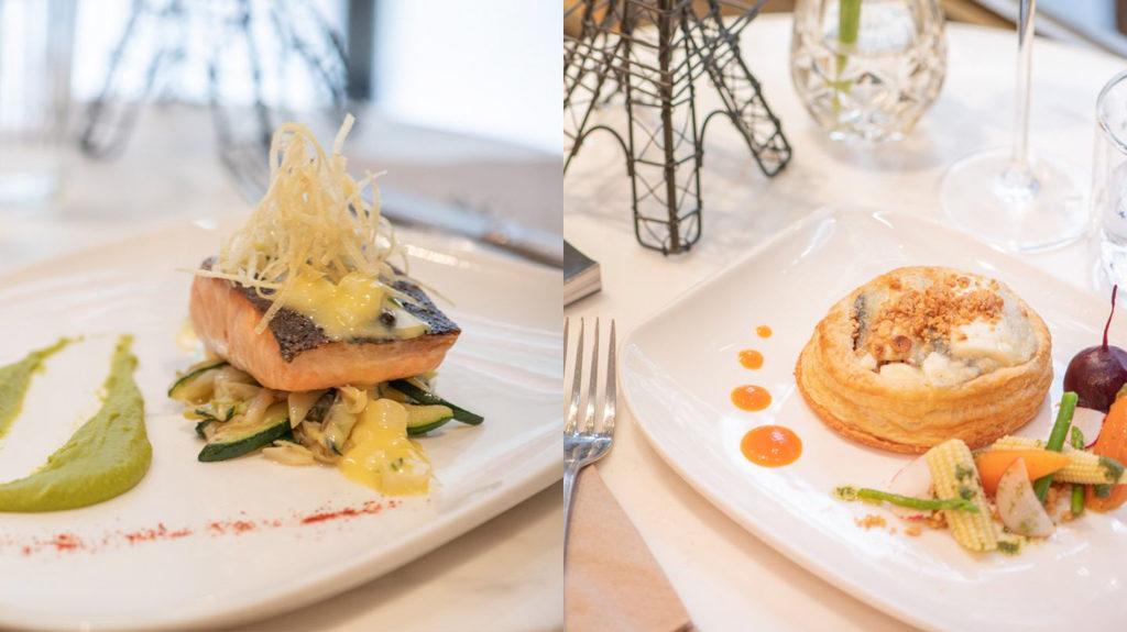 agnès b CAFÉ法國五月美食薈 agnès b. CAFÉ 推出三款經典法國菜式。