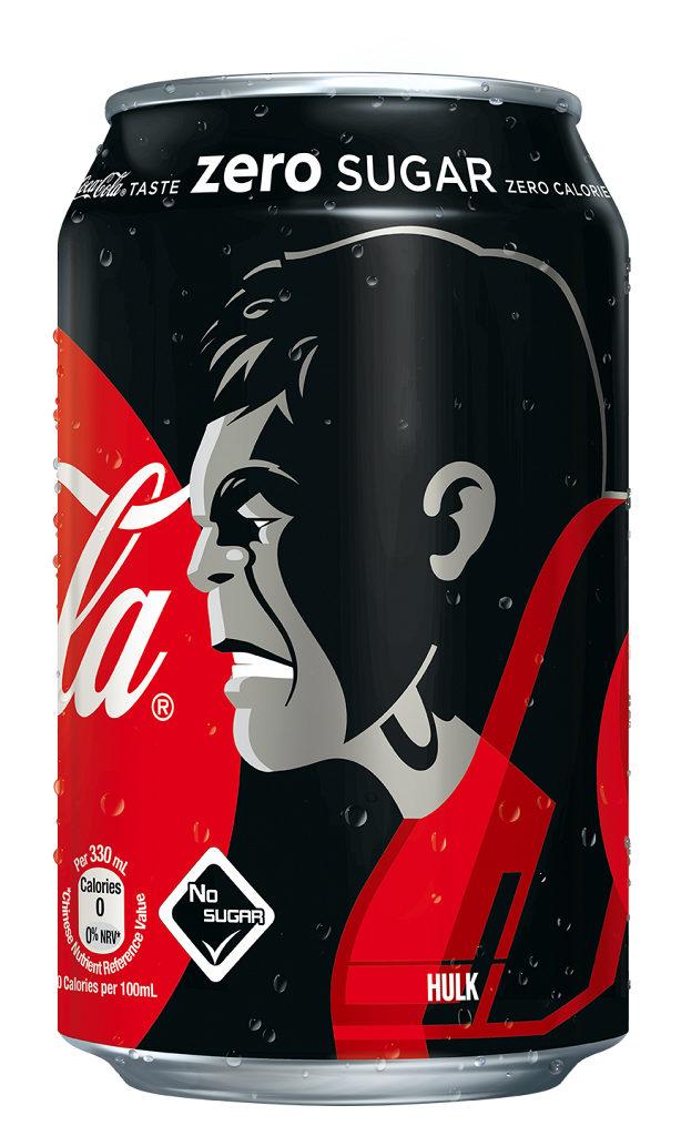 《復仇者聯盟4: 終局之戰》零系可口可樂大抽獎 變形俠醫