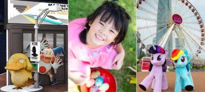 【復活節2019假期】20大復活節親子活動巡禮 比卡超+手塚治虫+小馬寶莉嘉年華