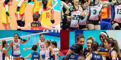 紅館:FIVB世界女排聯賽2019香港站