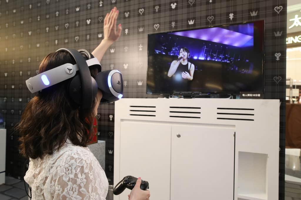 新世紀廣場:MOKO Easter Adventure x PlayStation PS4 《KINGDOM HEARTS III》遊戲試玩館
