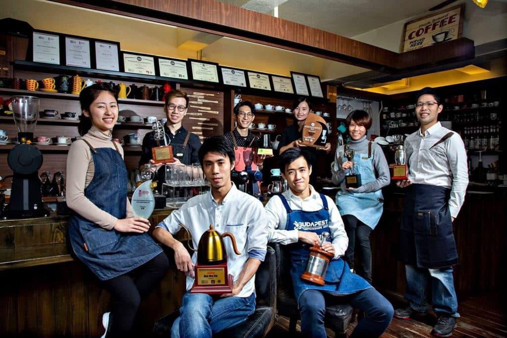 Coffee Agenda咖啡生活市集|元創方PMQ活動 日本、台灣以及城中優異出眾的咖啡師將聚首一堂。