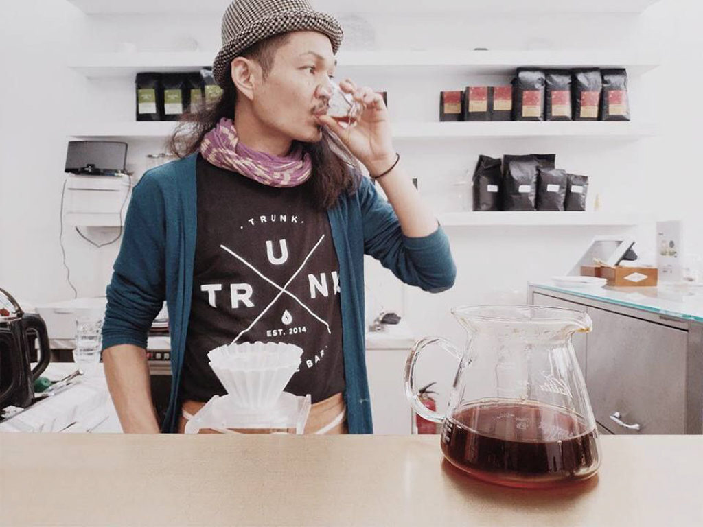 Coffee Agenda咖啡生活市集|元創方PMQ活動 日本 Trunk Coffee 的創辦人鈴木康夫先生將親臨現場。