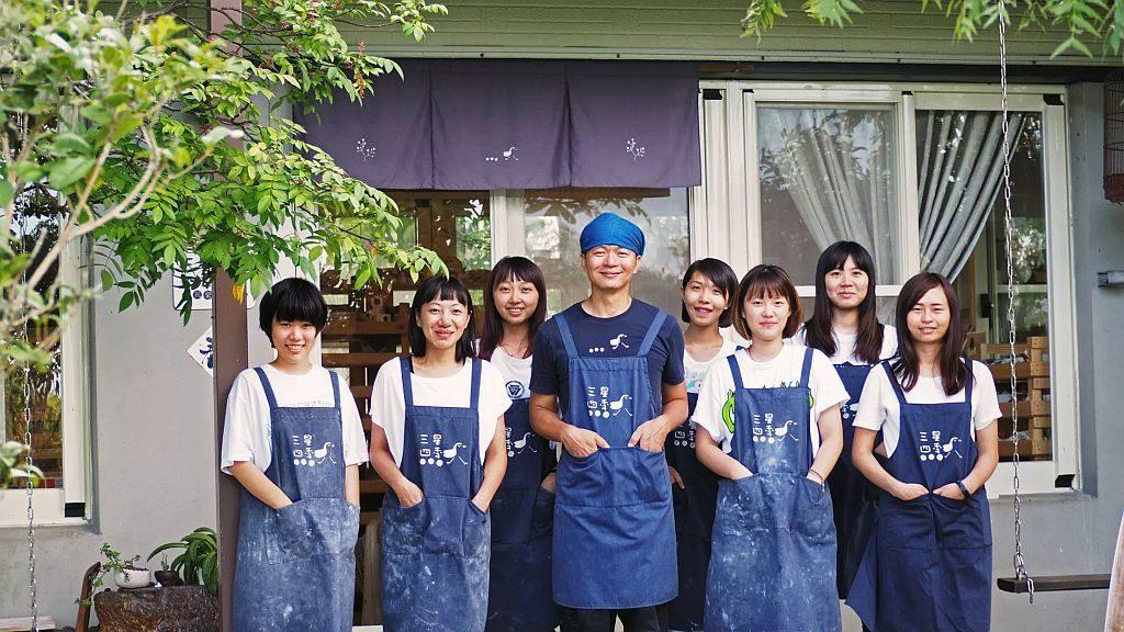 PMQ:TaiwanWay 台灣味市集-青花瓷拓繪體驗 by 三星四季青花瓷
