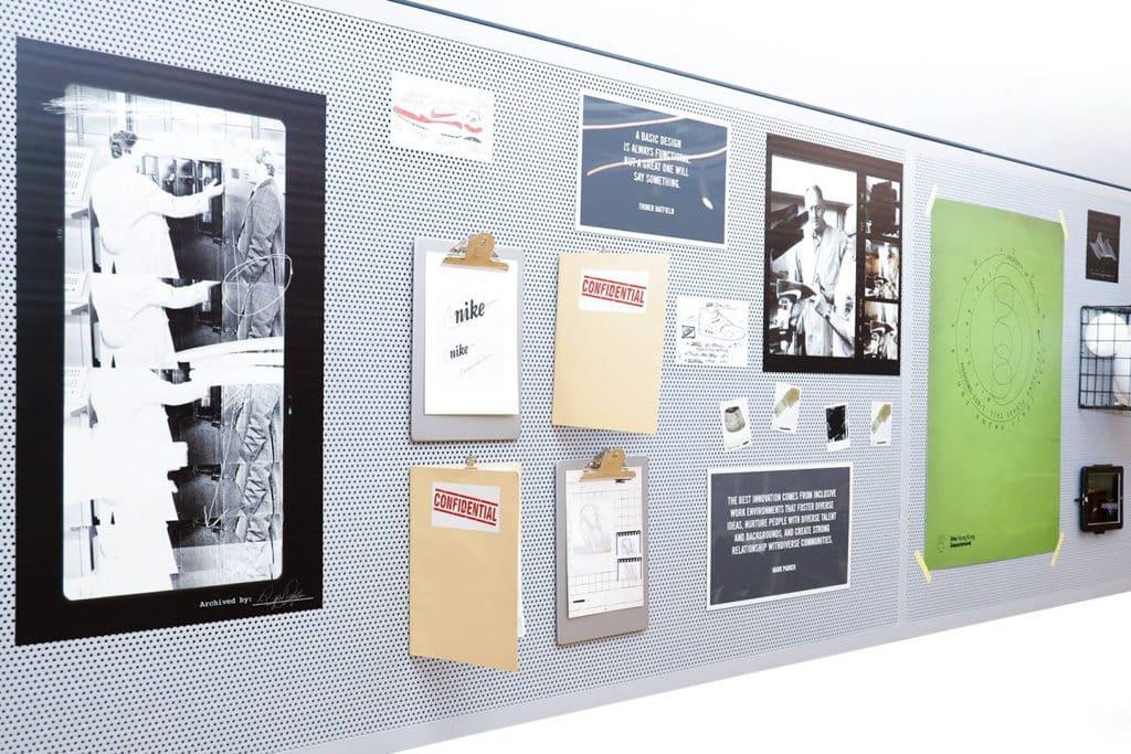 THE FOREST商場:Nike Air Max Day裝置及展覽 展出 Nike Air Max 設計到誕生的過程。