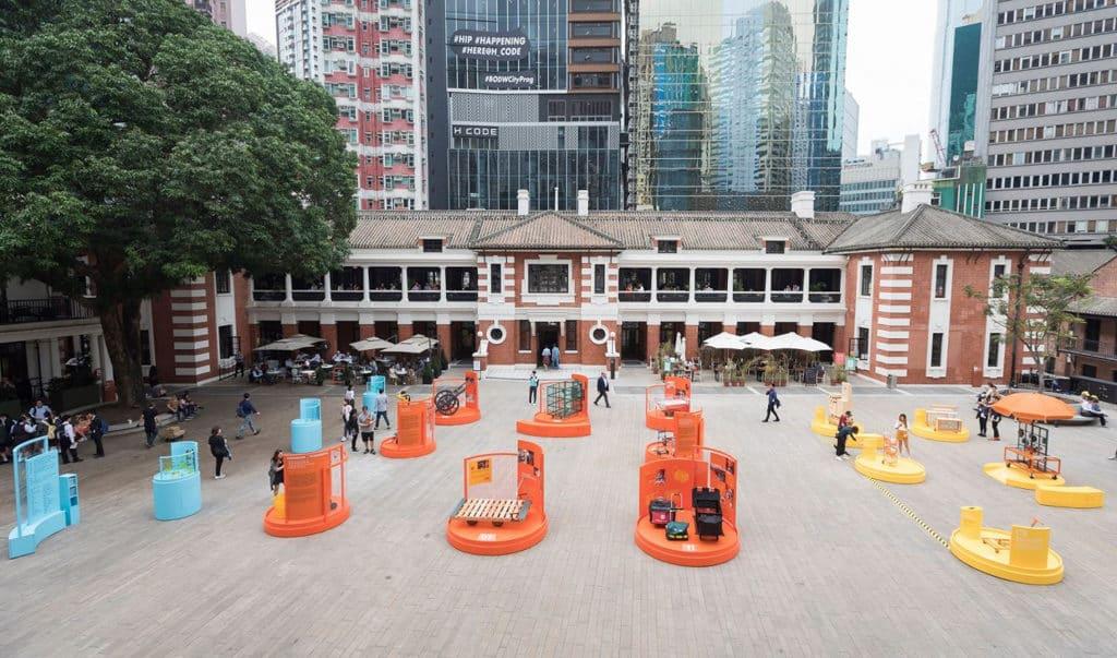 大館2019:圓動力專題展覽 中環大館古蹟及藝術館舉辦「圓動力」展覽。