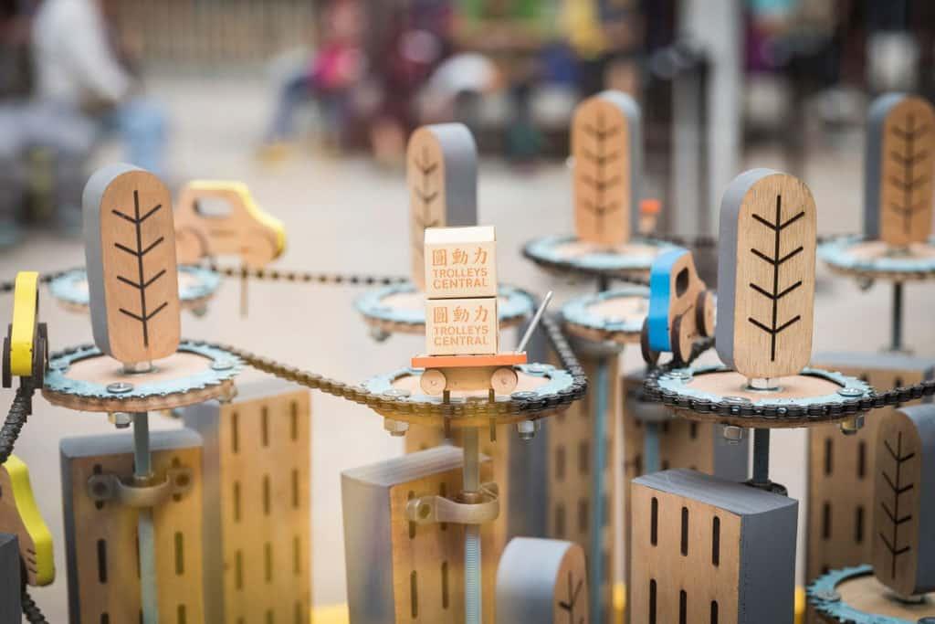 大館2019:圓動力專題展覽 迷你手推車工作坊