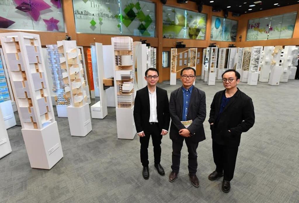 「垂直肌理:密度的地景」第十六屆威尼斯國際建築雙年展–香港回應展 展覽與公眾探討香港垂直建築及自由空間的願景。