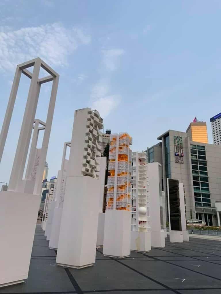 「垂直肌理:密度的地景」第十六屆威尼斯國際建築雙年展–香港回應展 香港文物探知館舉行第二階段的公開巡迴展覽。