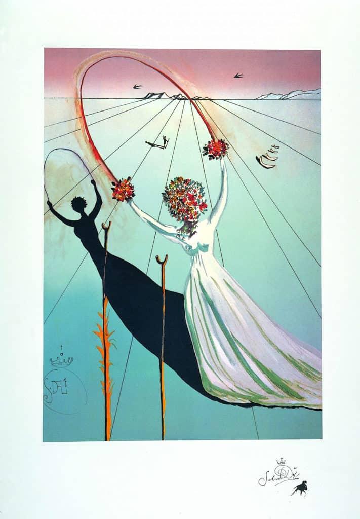 海港城美術館2019:西班牙超現實大師的狂想曲–《愛麗斯夢遊仙遊》