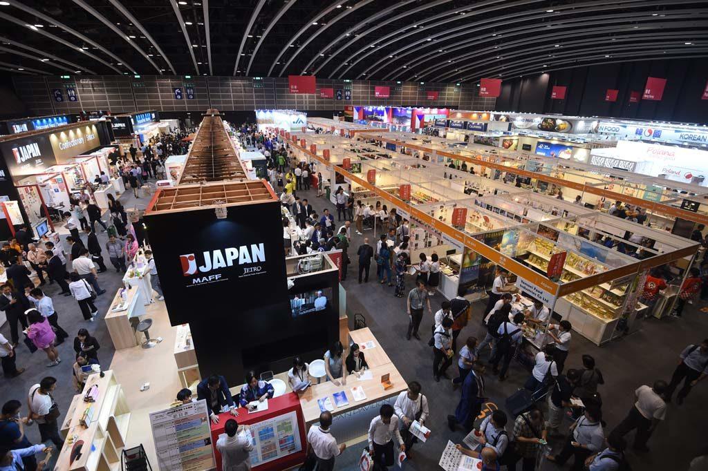 美食博覽將會匯集中、日、韓、歐美等多國美食,讓入場人士參觀試食。