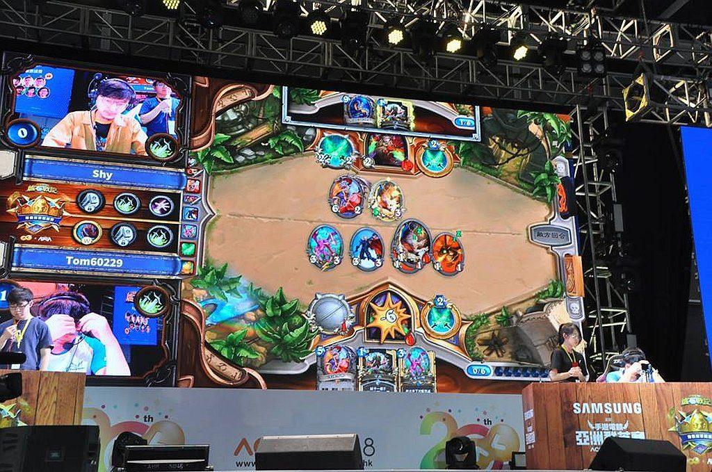 動漫電玩節 2019 的「電競嘉年華」會有連場電競比賽上演。