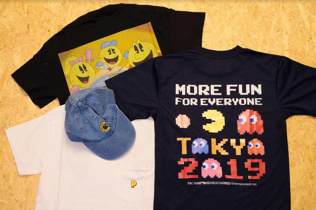 海港城LCX:PAC-MAN x Beatbox『鬼』咁Pop生日派對 PAC-MAN T恤