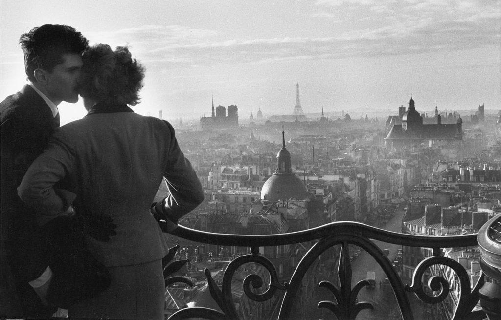 >香港大學:維利.羅尼的攝影之旅—從巴黎走到威尼斯 攝影展 專題圖片