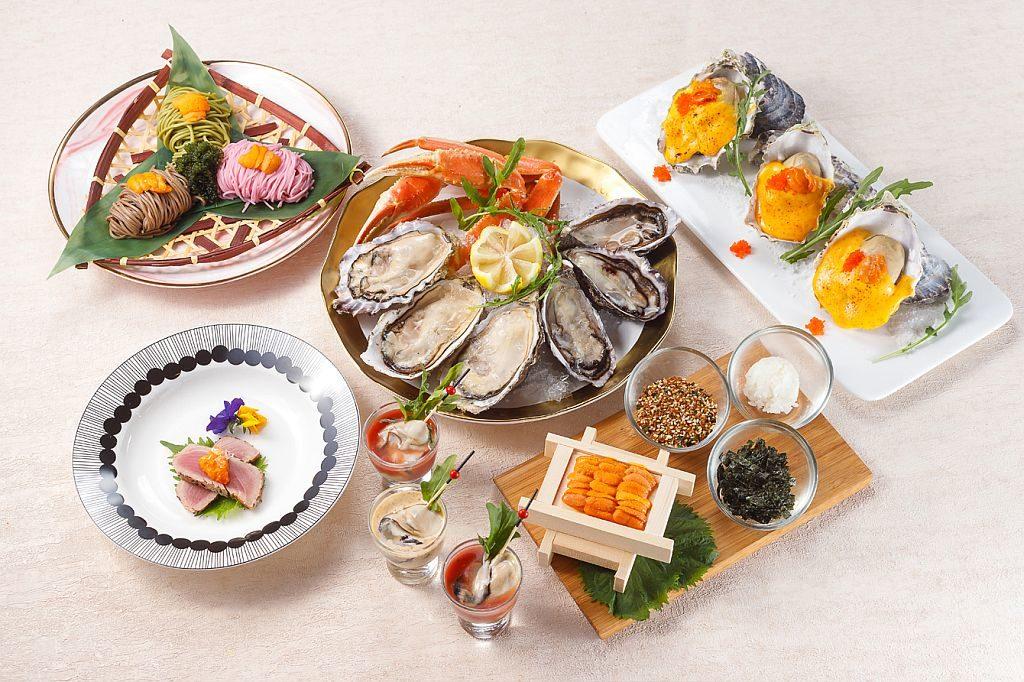 城景酒店海鮮自助餐生日優惠 6 月 專題圖片