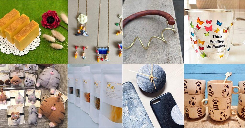 將軍澳廣場Artoholic 藝術狂熱手作市集上雲集 40 個插畫、布藝、金工、有機產品設計品牌!