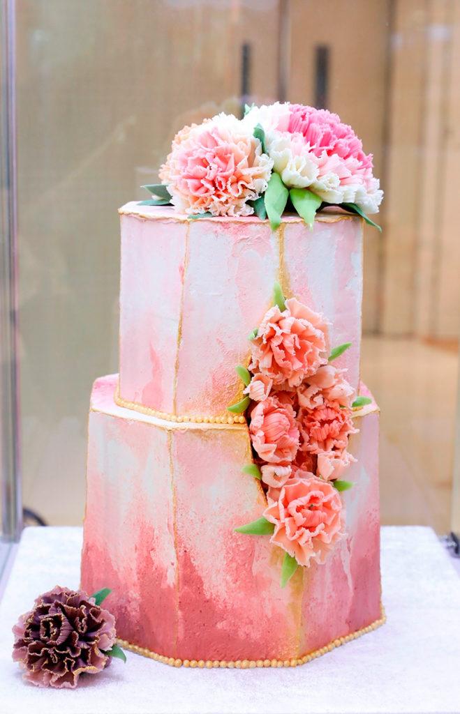 黃埔新天地:母親節香皂花樣甜點屋 花語主題蛋糕香皂