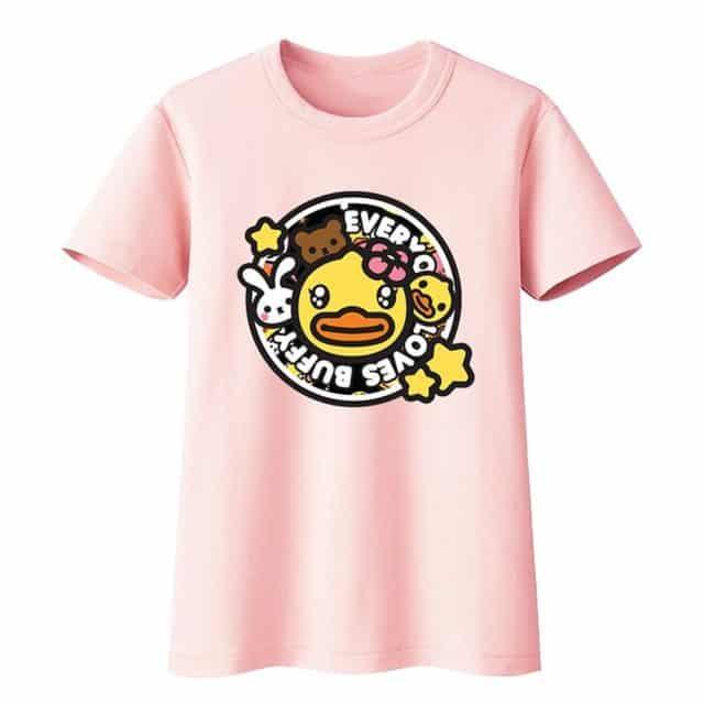 一田優惠日 2019: B. duck 圖案 Tee 原價 HK$389,減價至 HK$179。一田大埔及一田荃灣發售。