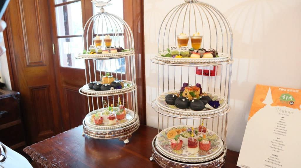 1881公館:吉卜力優先體驗區 期間限定下午茶