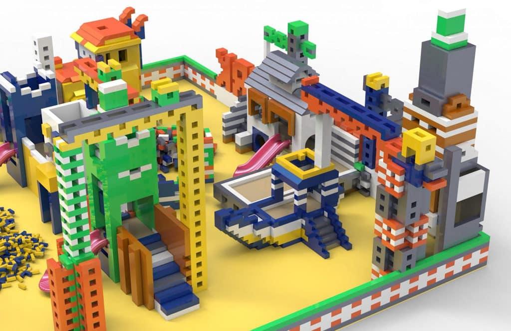 "D‧PARK愉景新城:""Maker Park"" 兒童創造館 D·PARK愉景新城打造佔地 4,000 呎的「MAKER PARK兒童創造館」。"