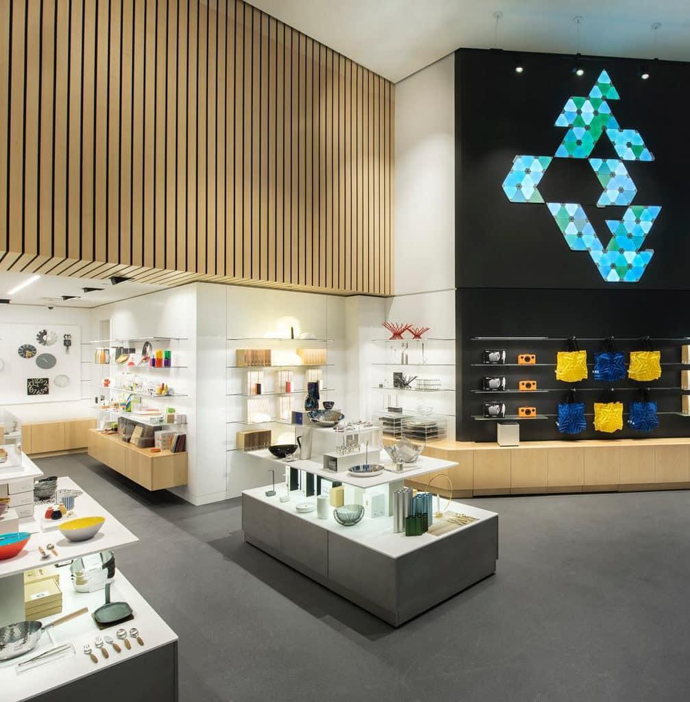 藝術設計館MoMA進駐K11 MUSEA Victoria Dockside MoMA Design Store 發售藝術家精品、書本、家品和飾物等。