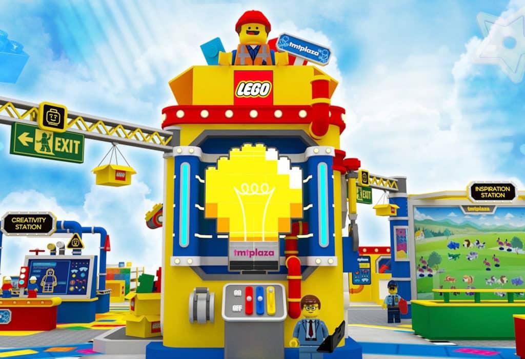 屯門市廣場:LEGO Big Box Factory 能源啟動站