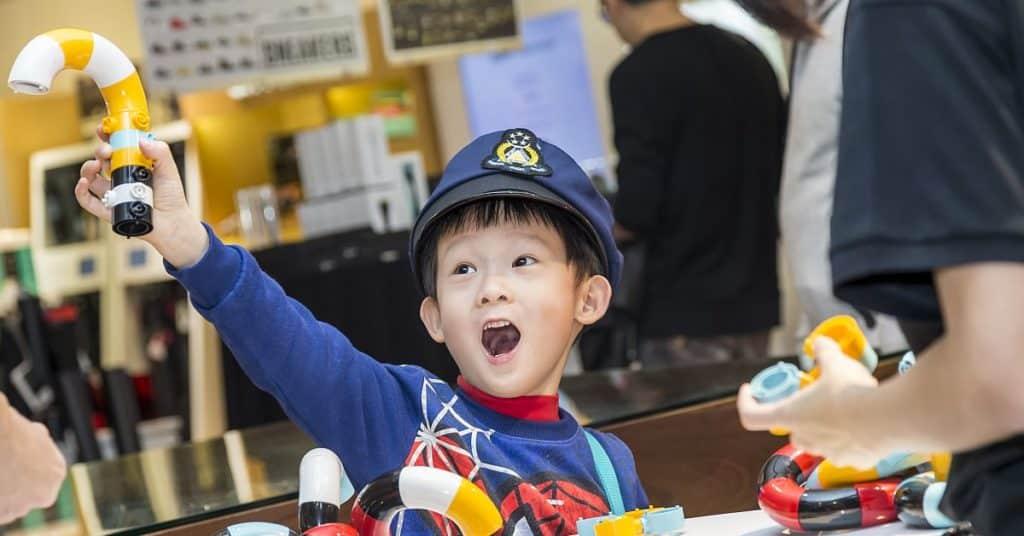 中環海濱:智慧城市遊樂園@中環夏誌2019 專題圖片