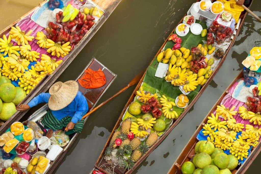 父親節活動2019|元朗廣場:泰滋味旅遊Fun 「泰滋味旅遊Fun」帶來逾百種泰國水果美食。