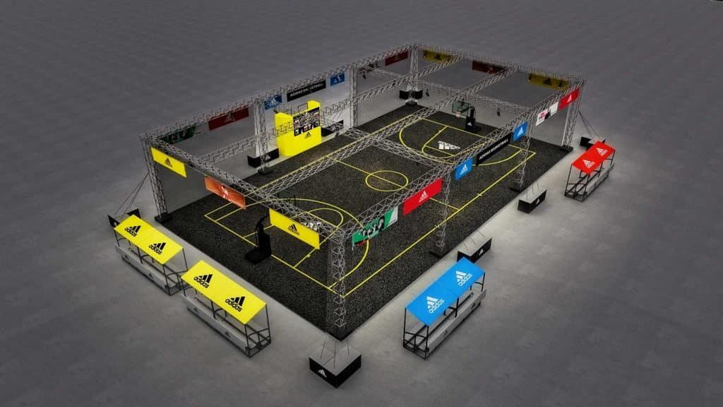 中環海濱:adidas Sports Base 運動基地 2019 「adidas Streetball Challenge 2019」和「adidas Tango League」亦將強勢回歸。
